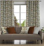 Floral-Papaya-Curtains